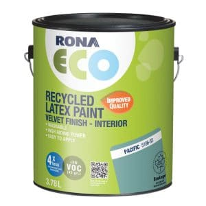Were we going to use the Rona Eco paint in Pacific? Explore the wall colours, kitchen cabinet finishes, tile options (and more) that I evaluated for our DIY Kitchen Remodel.