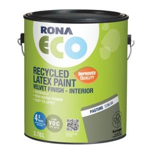 Were we going to use the Rona Eco paint in Pasture? Explore the wall colours, kitchen cabinet finishes, tile options (and more) that I evaluated for our DIY Kitchen Remodel.