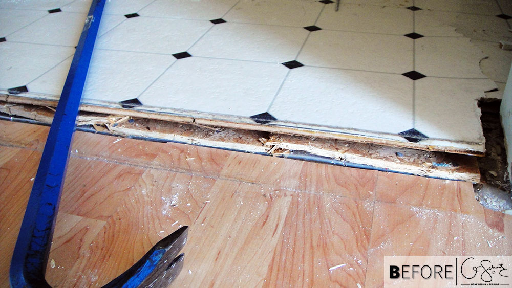 Removing Kitchen Floors Madness Method