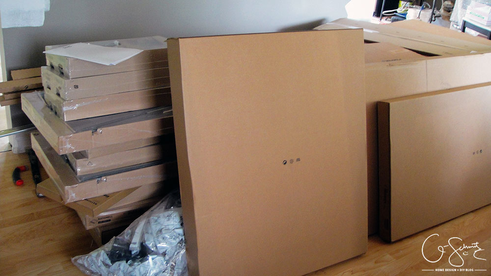 Ikea Kitchen Delivery Missing Items