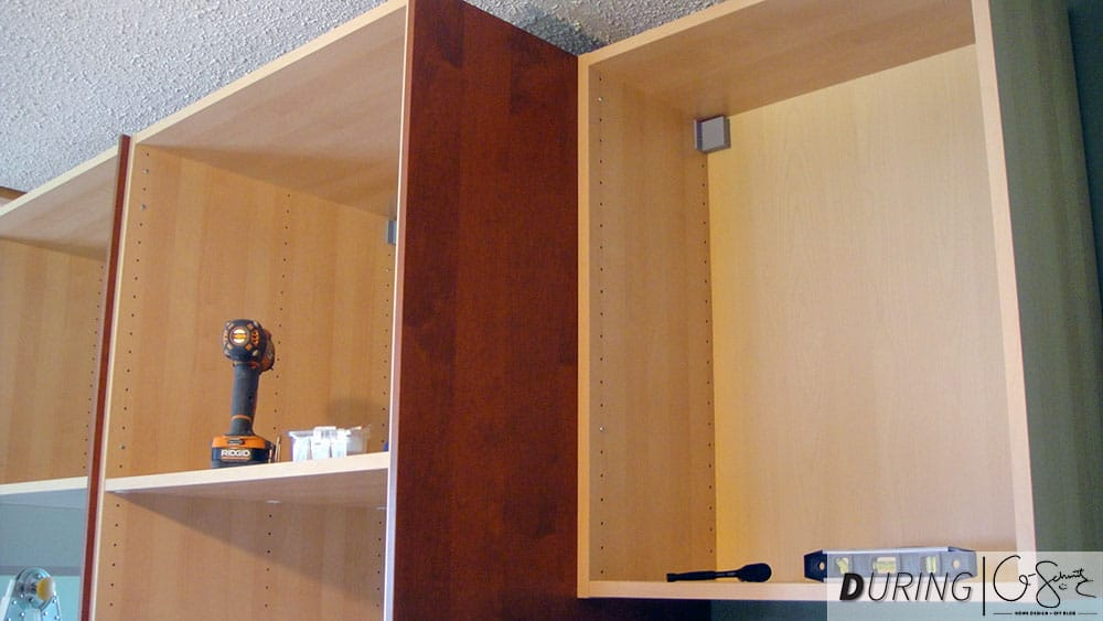 wall cabinet for kitchen installing ikea wall cabinets madness amp method 28030