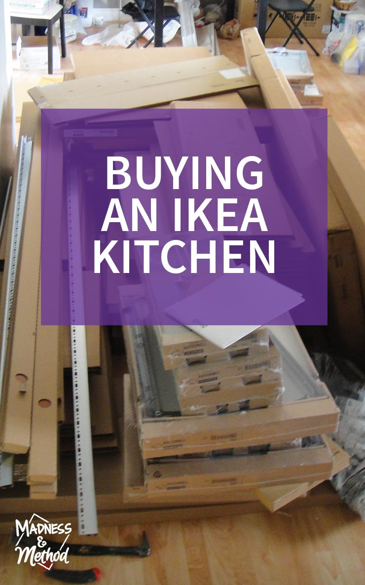 Buying Our Ikea Cabinets Madness Method