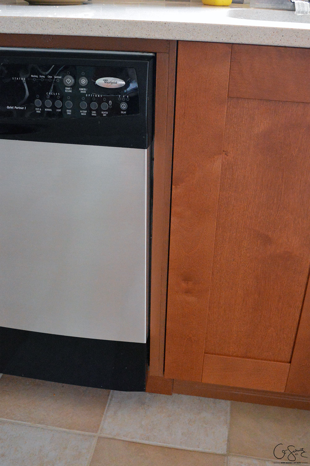 Are you planning on doing a DIY kitchen renovation? Find out when and why we decided to hire a pro to help take our Ikea kitchen to the next level!