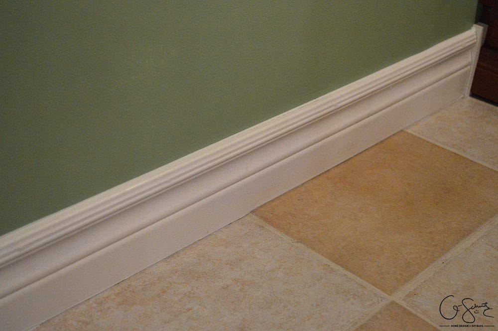 Today I explore some great DIY tips and tricks on how to repair and finish the trim around your house. Whether you have baseboards, window trim or crown molding to update, this post is for you!