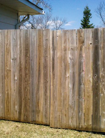 "Have you ever attempted a ""simple"" DIY project that didn't go as planned? If you're looking to install a gate or double wooden door on your fence, read on for good tips and also some advice on things you should avoid!"