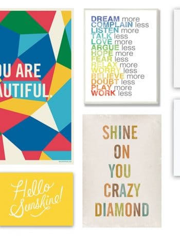 I've been thinking about acquiring some motivational inspiration posters for an office. I've rounded out a few that I like and I'd like to share them with you.