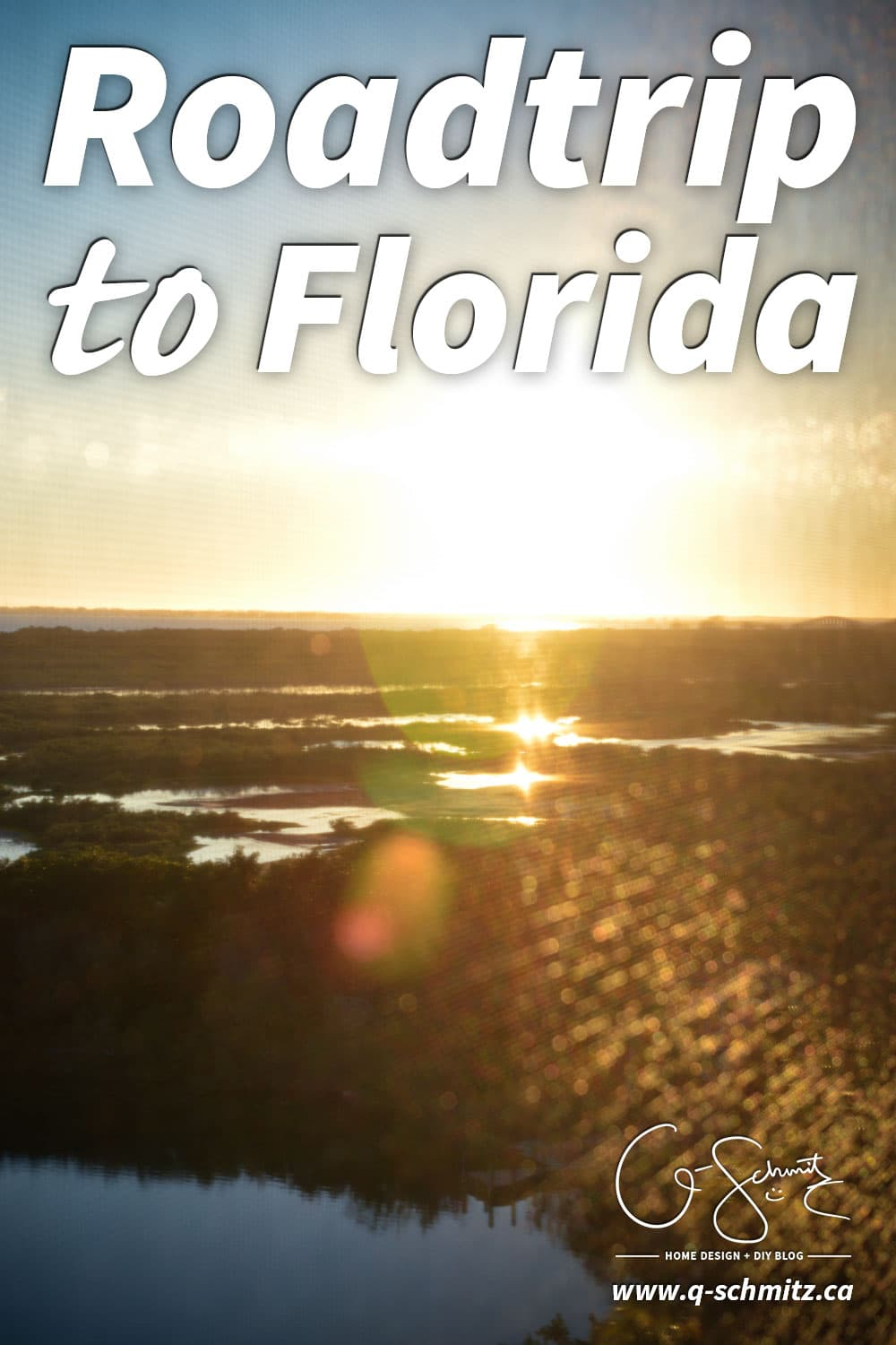 In February, we did a roadtrip to Florida; driving from Sudbury Ontario to Fort Myers. We stopped in different towns and restaurants along the way – check out our trip tips!