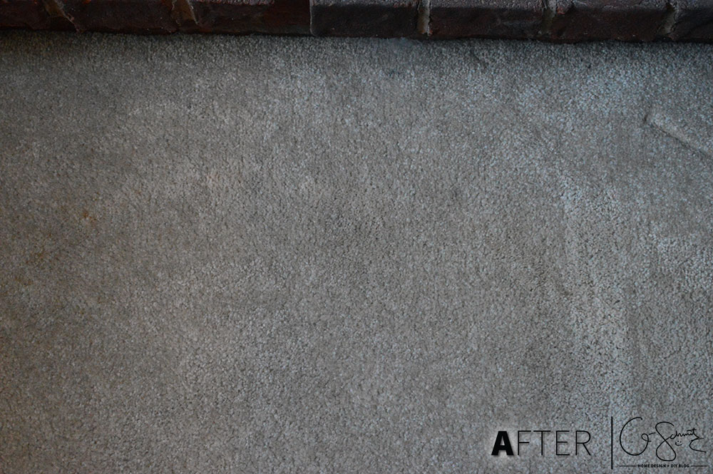 I'm sharing a few different ways to clean unknown carpet stains, and I hope that someone finds these tips and methods useful for their stains as well. Just a pre-warning for this post, you're about to get up close and personal with some of our nasty stains!