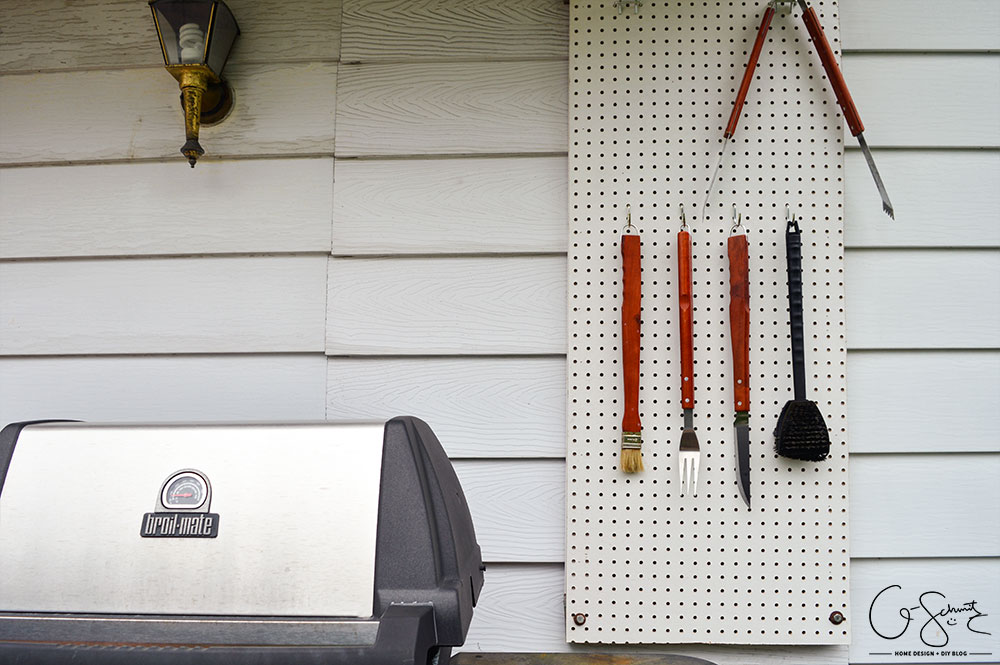 Attrayant ... Great Over The Door Pegboard #15   Now All Our Stuff Is Within  Armu0027s Reach ...