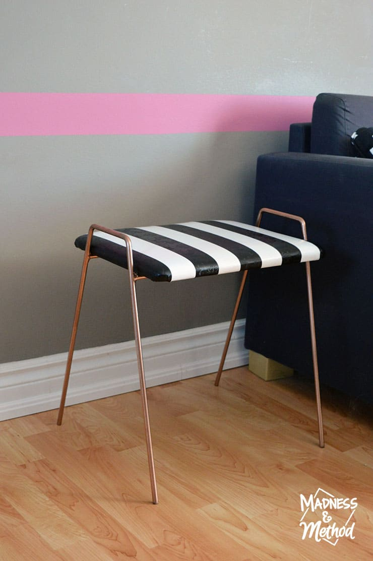 striped-stool-makeover-09