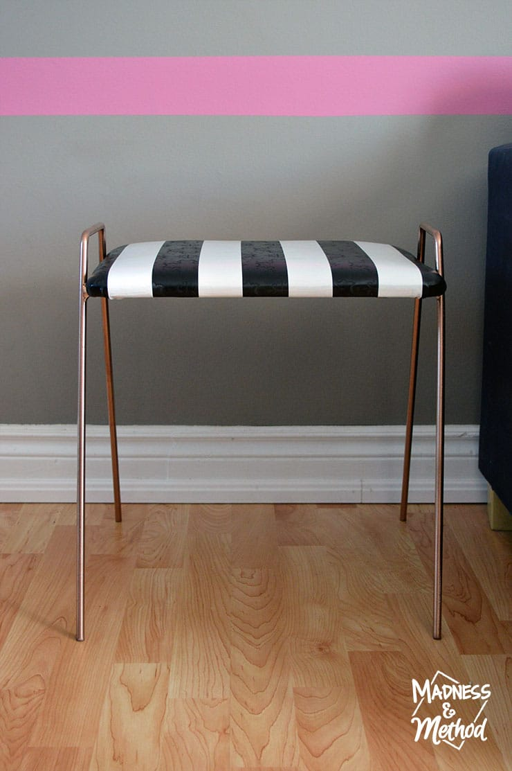 striped-stool-makeover-10