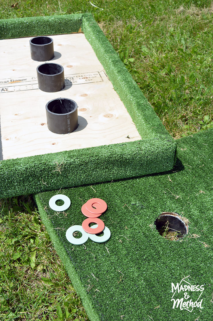 traditional washer toss game rules