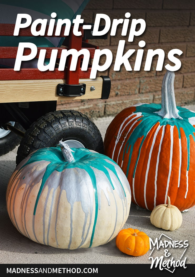 paint-drip pumpkins graphic