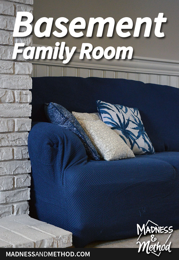 basement family room graphic