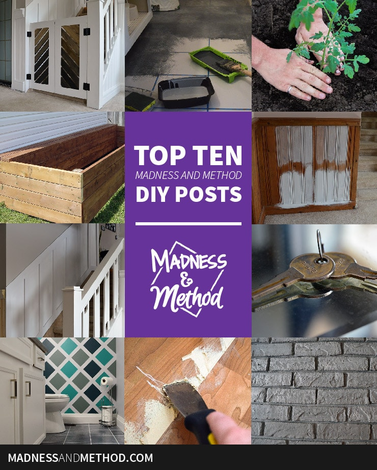 top diy posts for 2017