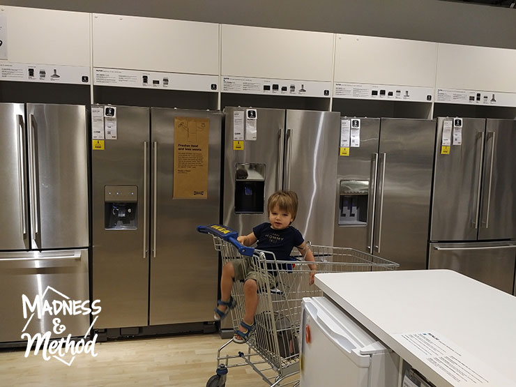 trip to ikea winnipeg