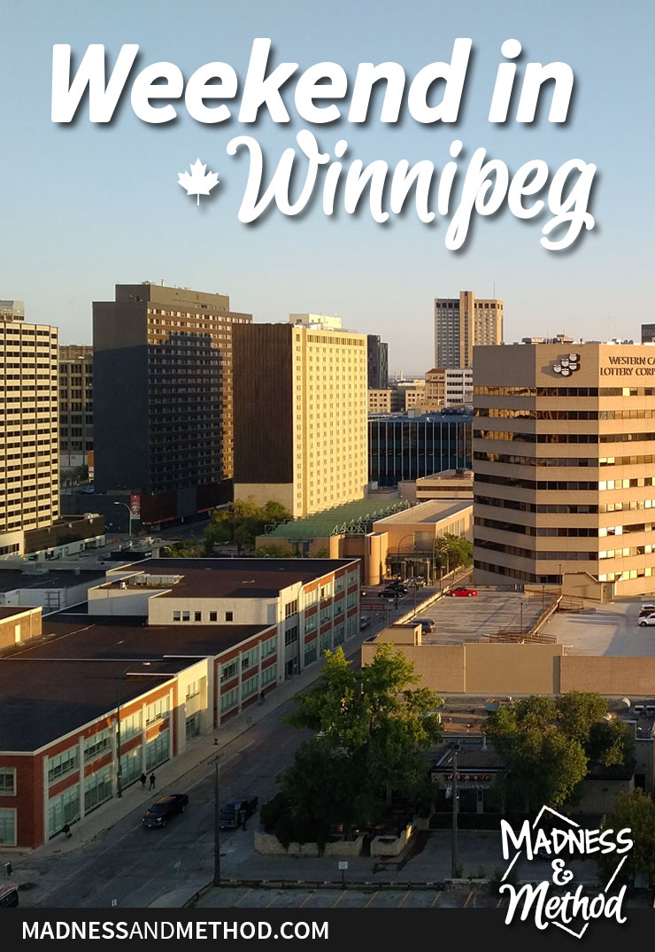 weekend in winnipeg graphic