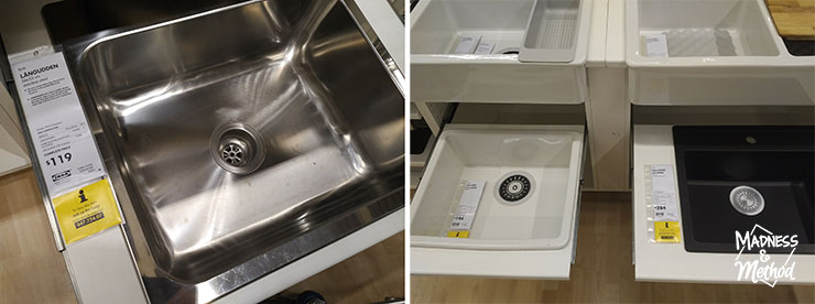 ikea kitchen sinks