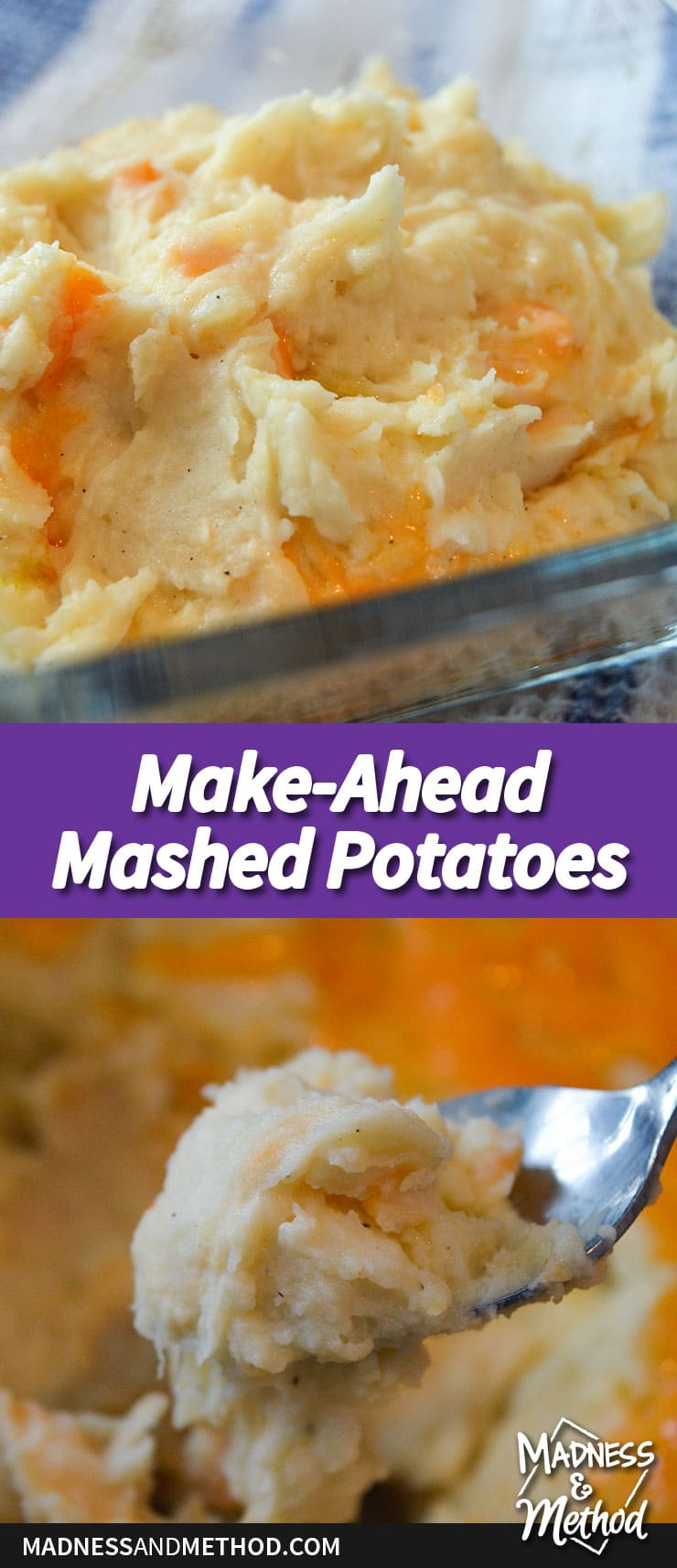 make-ahead mashed potatoes