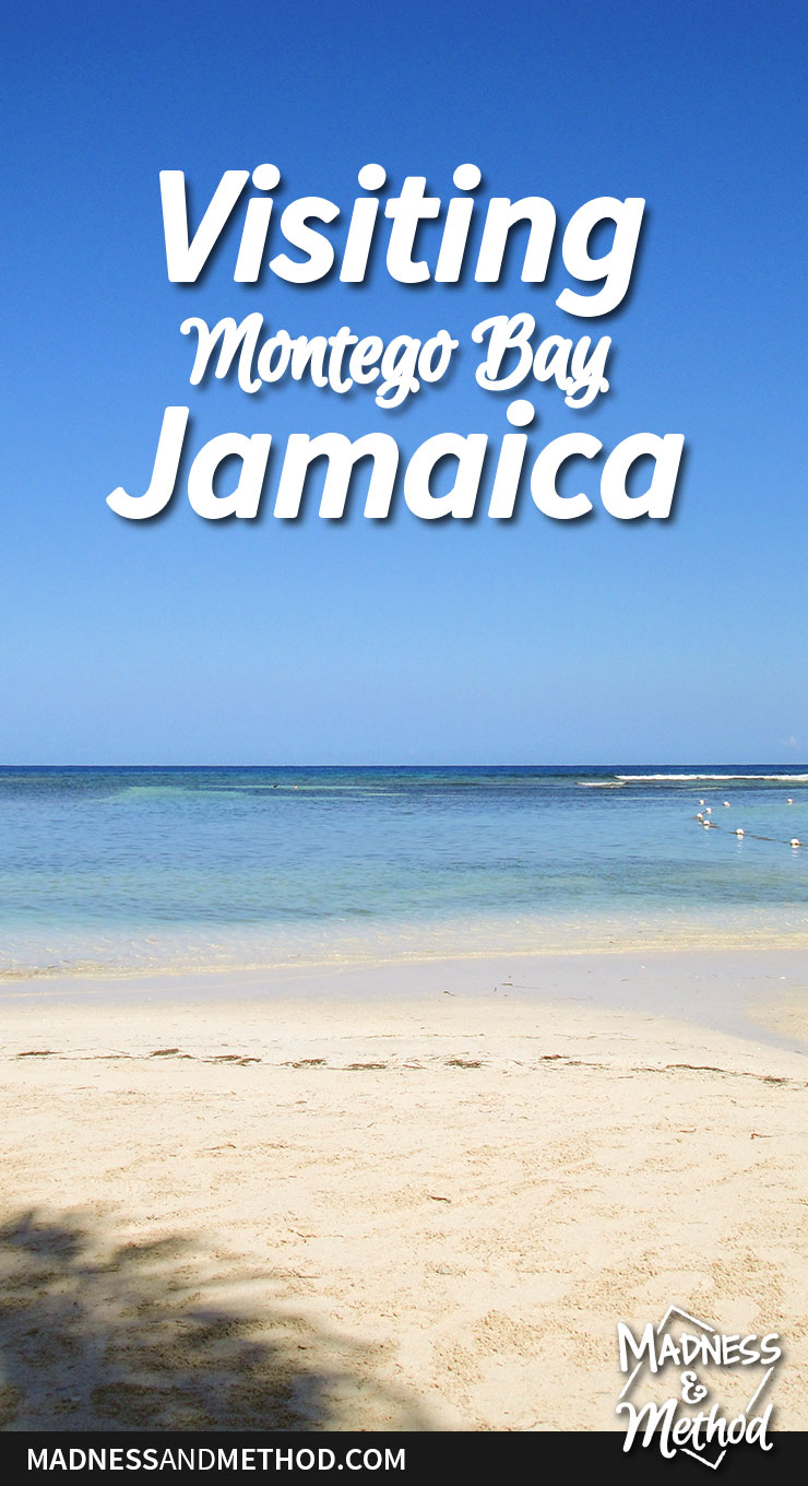 vacation in montego bay jamaica