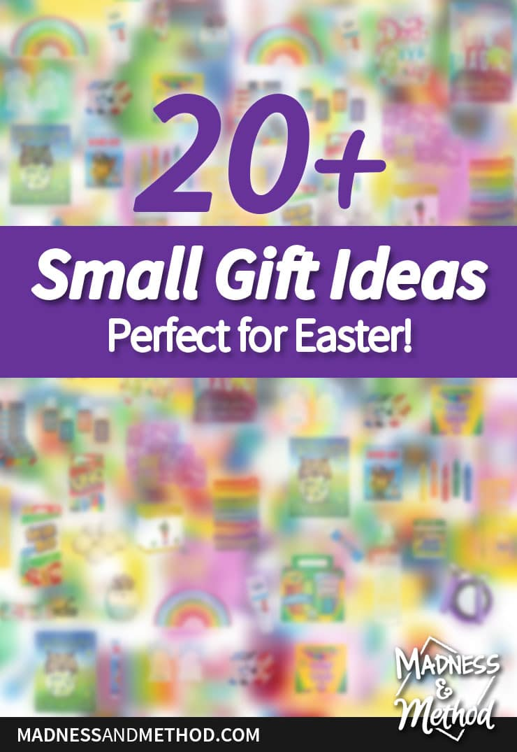 20 small gift ideas for kids and adults