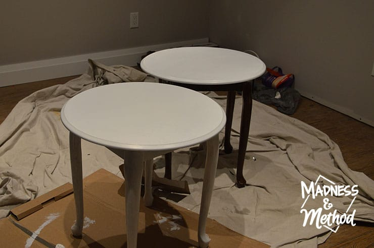 priming nightstands