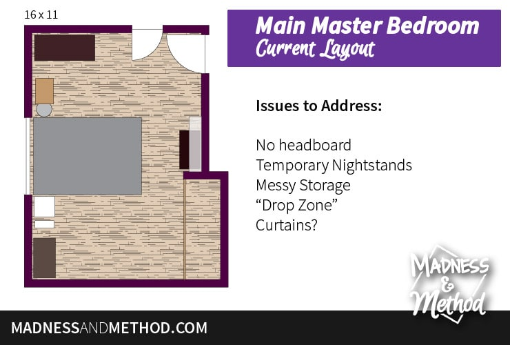 master bedroom current layout