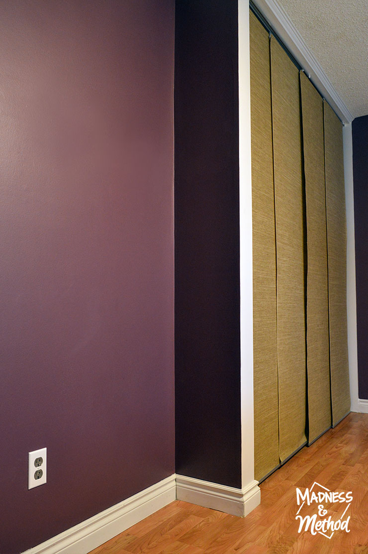 alternative closet doors
