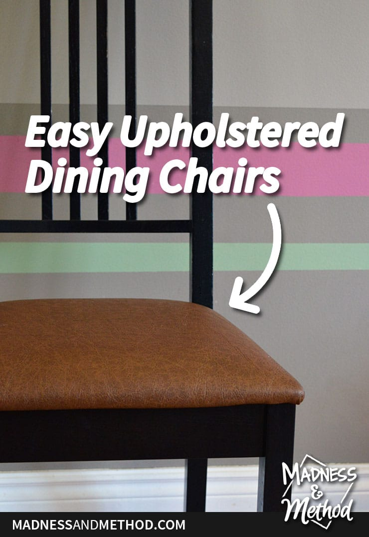 easy upholstered dining chairs
