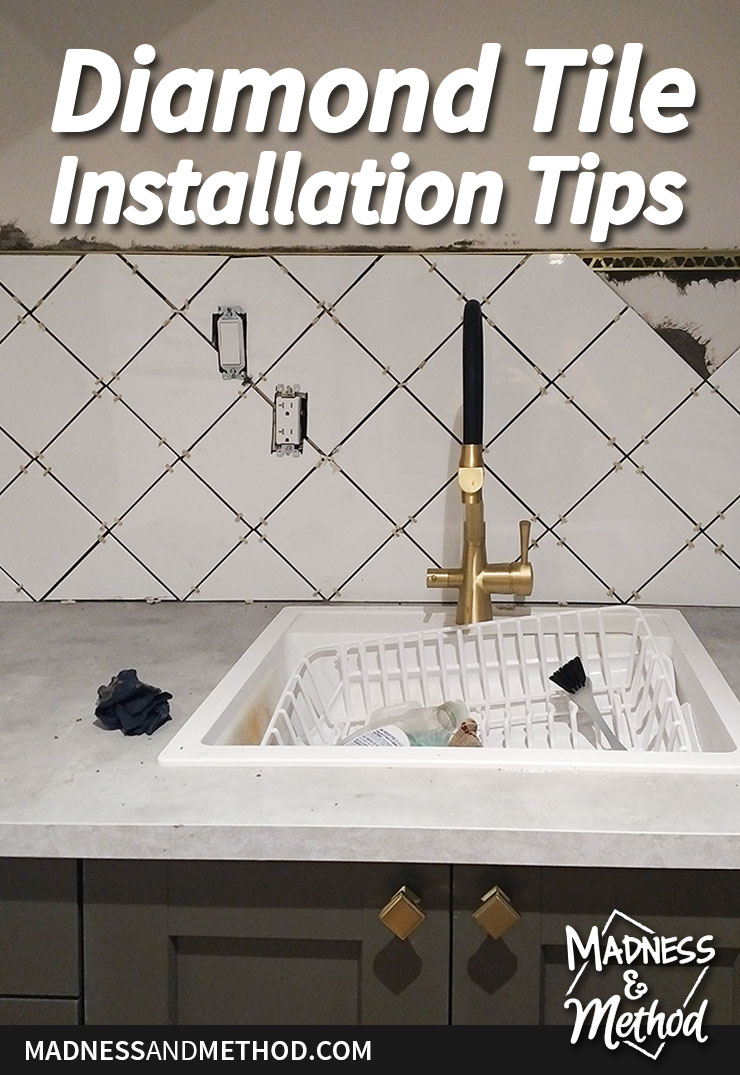 diamond tile installation tips
