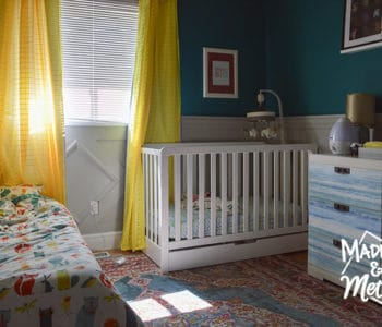 combo kids nursery room