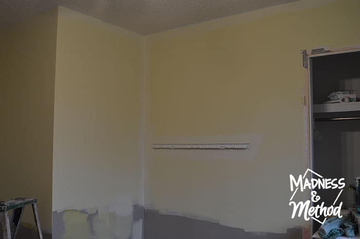 lighter yellow paint