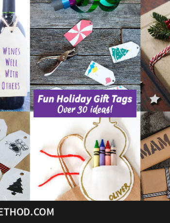 holiday gift tag ideas