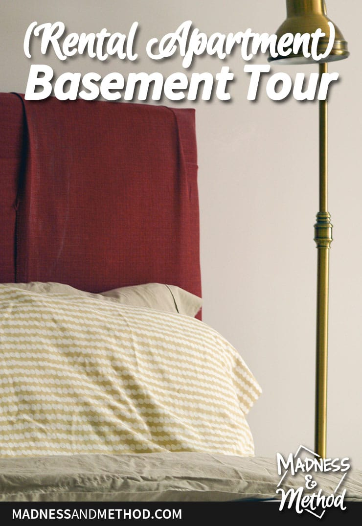 basement apartment video tour
