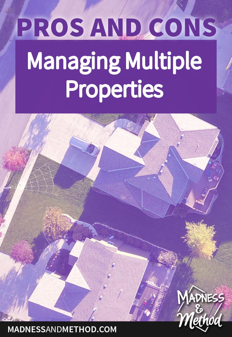 managing multiple properties