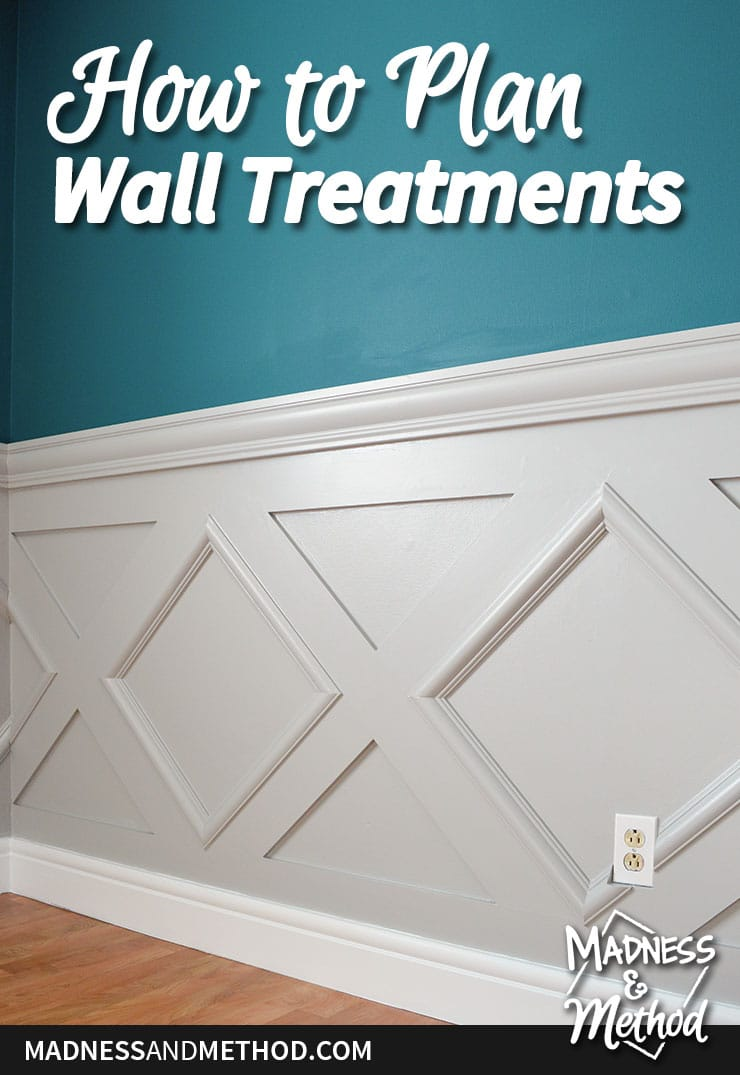 planning wall treatments