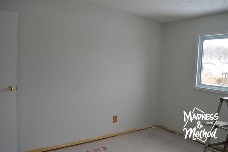 master bedroom before makeover