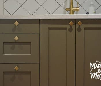 painted cabinets wear