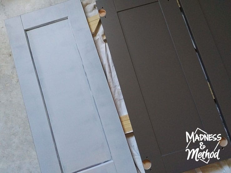 primer vs paint on cabinet doors
