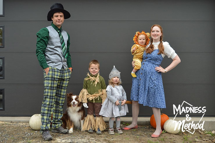 family wizard of oz