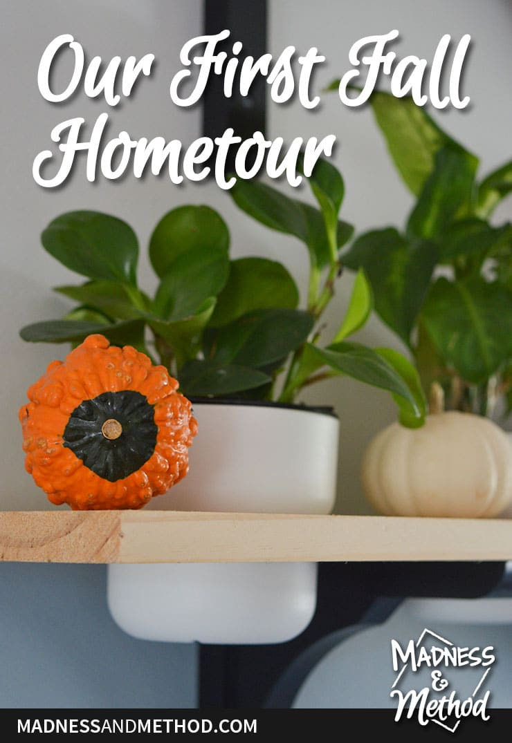 first fall hometour