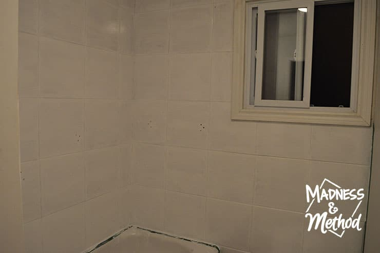 second coat of tub and tile paint