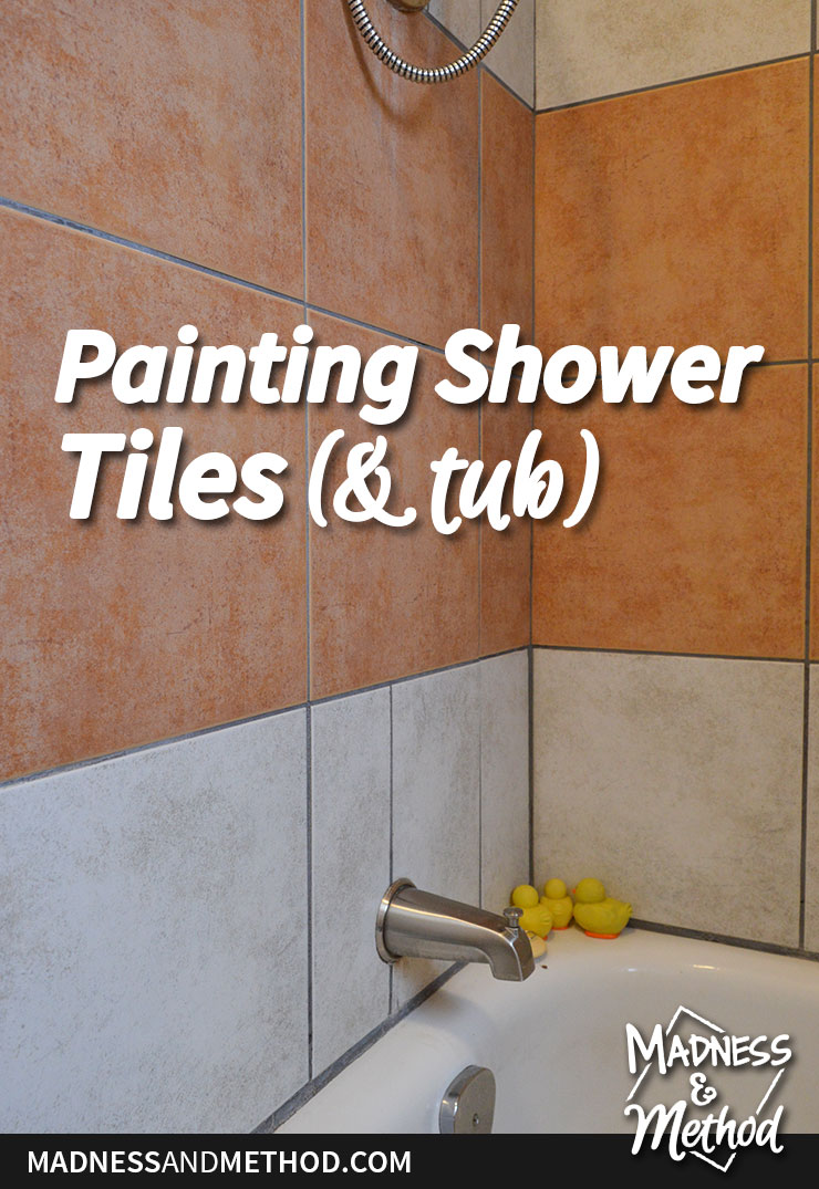 painting shower tiles graphic