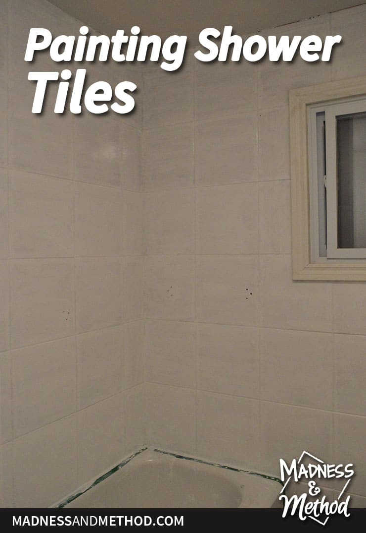 painting shower tiles image