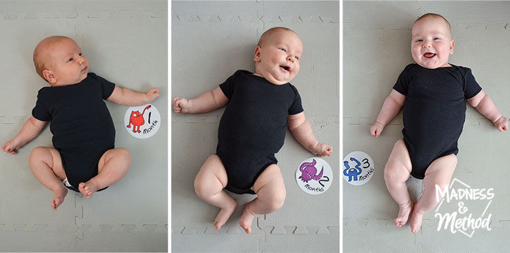 early baby photos
