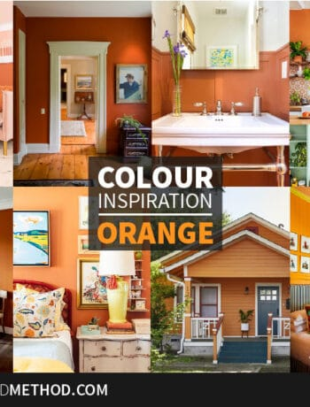 colour inspiration orange feature