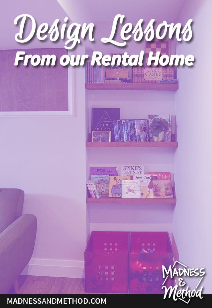 design lessons from rental apartment