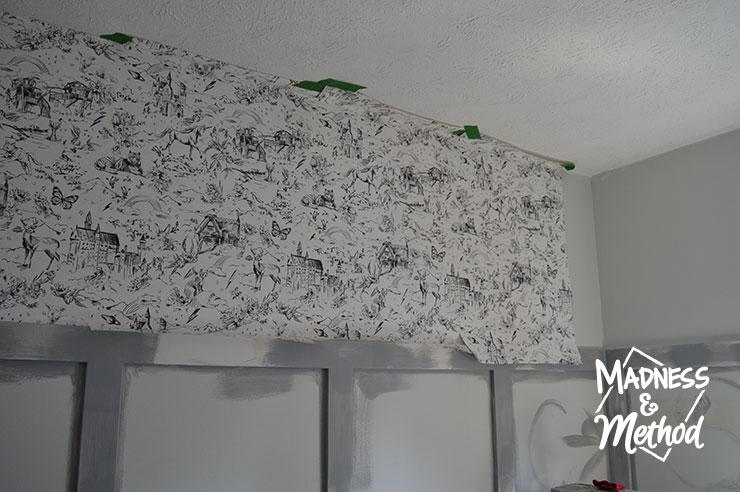 starting wallpaper pattern