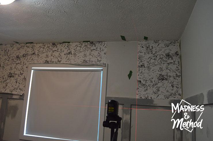 adding small panels above window