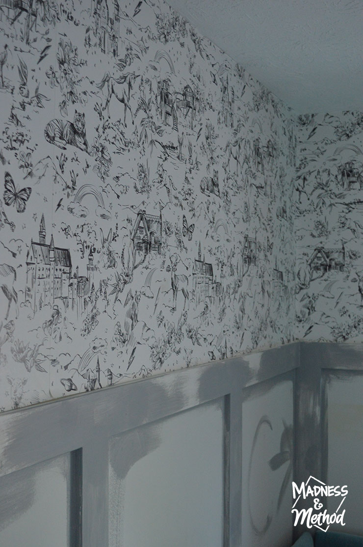 final wallpaper look